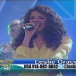 Video: @LeslieGrace – #BeMyBaby (Live On TV)!