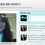 Video: @LeslieGrace – #LiveTwitCam!