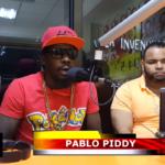 Pablo Piddy En KQ94.5 Con El Chico Sandy!