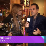 @LeslieGrace Rumbo a Los #LatinGrammys!